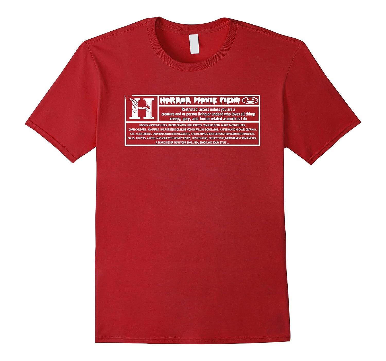 Horror Movie Creepy Shirt Asphalt-Veotee