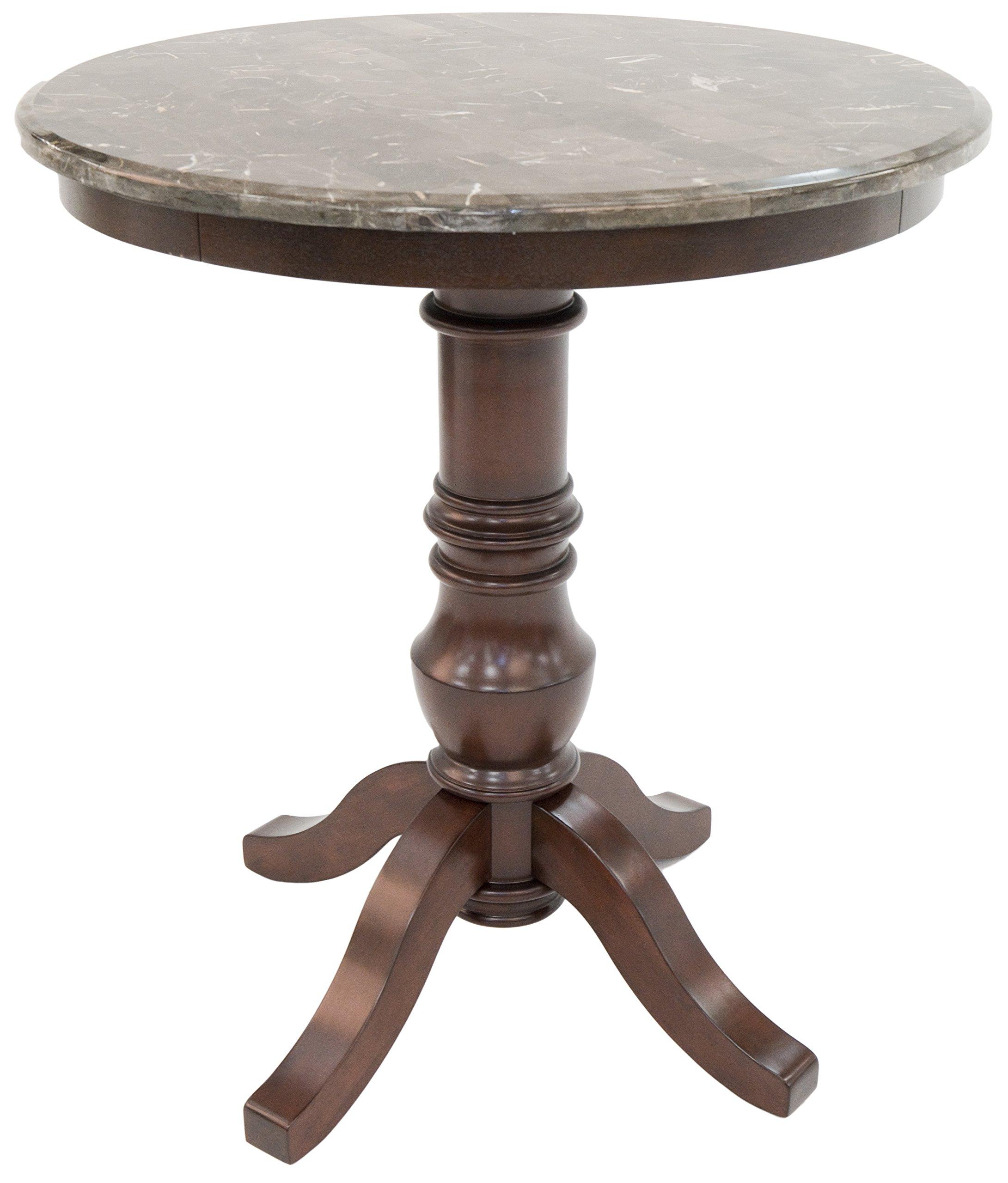 Impacterra Georgia Bar Table, Cosmo Amber/Mesa Twilight, Bar Height by Impacterra (Image #1)