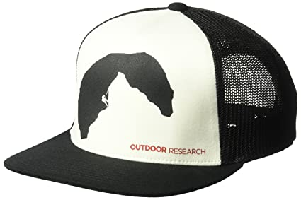 Amazon.com  Outdoor Research Negative Space Trucker Cap ae0ca77b6651