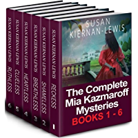The Complete Mia Kazmaroff Mysteries, Books 1-6
