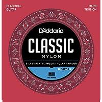 D'Addario EJ27H Set Corde Classica Ej27 Classic Nylon