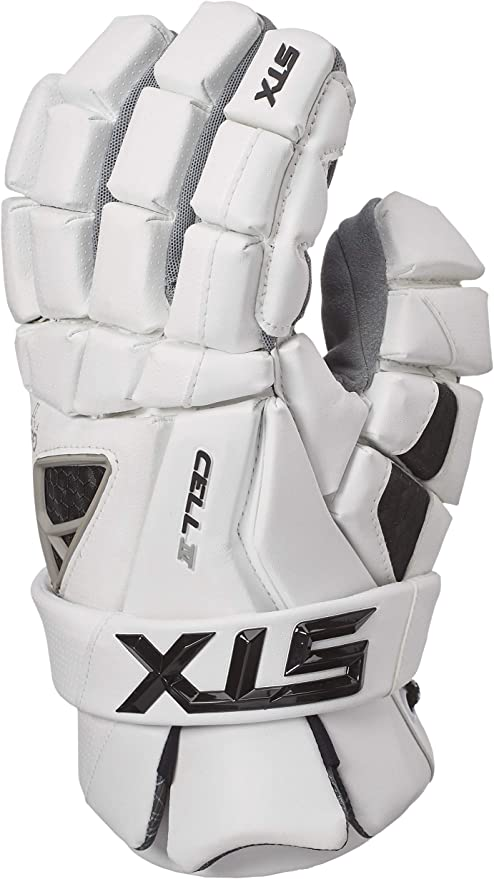 STX Lacrosse Cell 4 - Ultra-Flexible Lacrosse Gloves