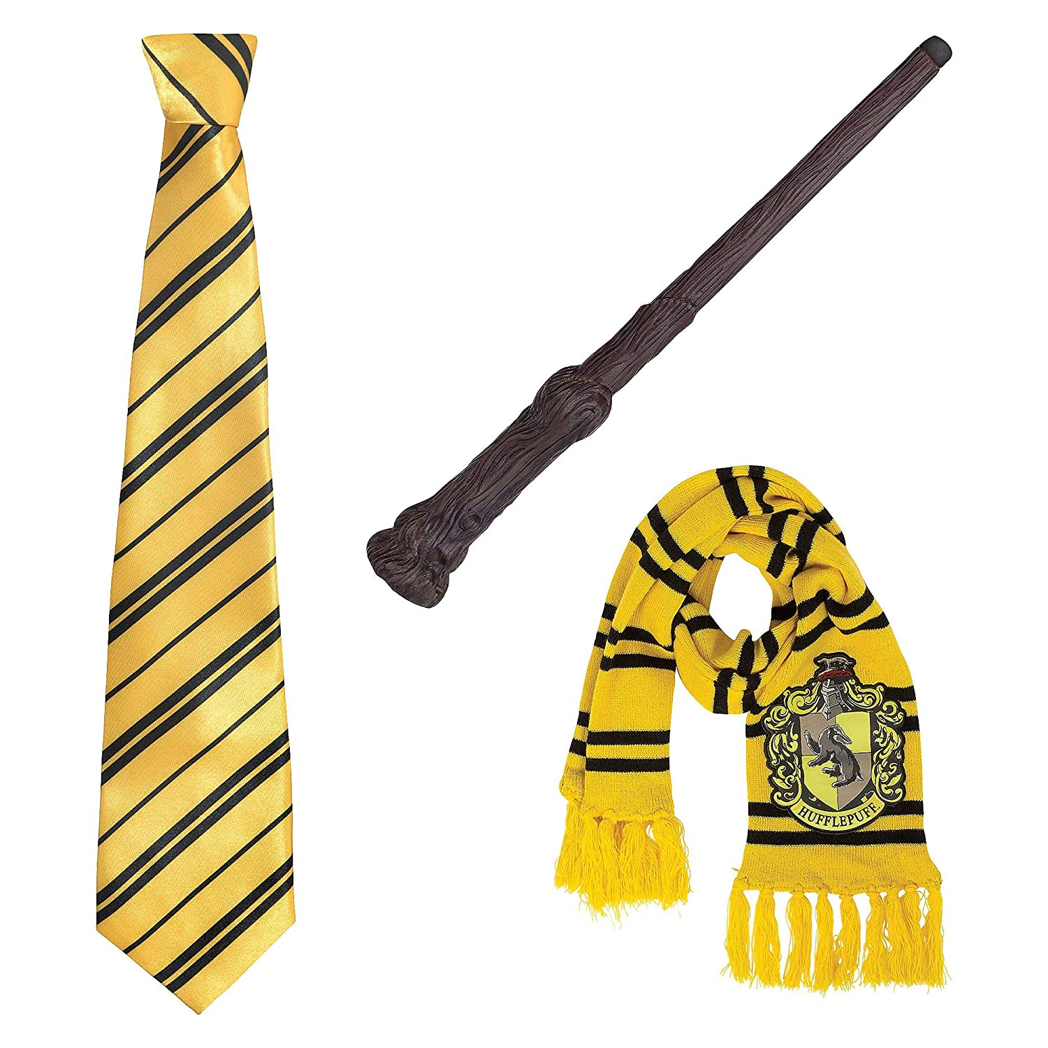 LICENSED HARRY POTTER WAND WITH LIGHT /& SOUND HALLOWEEN COSTUME ACCESSORY