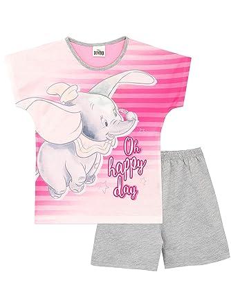 diventa nuovo stile popolare come ordinare Disney Pigiama a Maniche Corte per Ragazze Dumbo: Amazon.it ...
