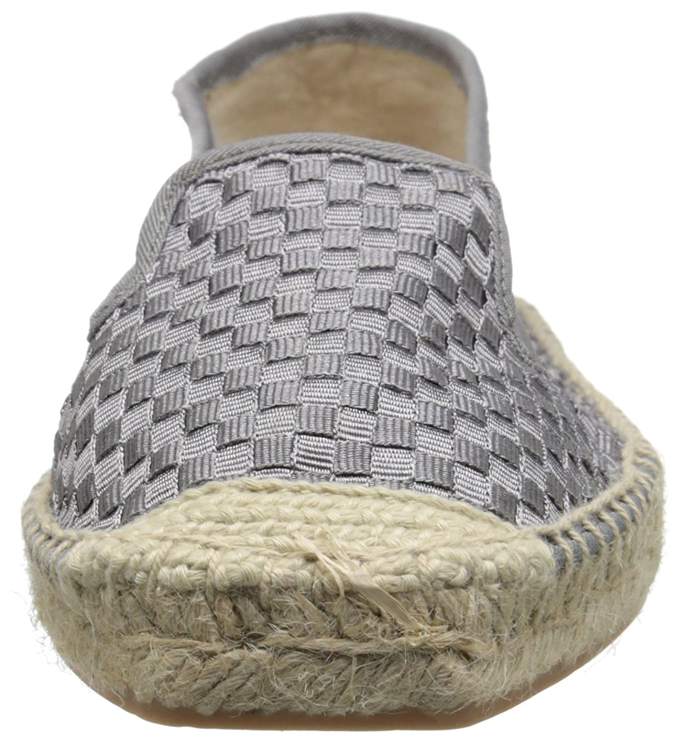 Nine West Women's Beachinit Fabric US|Grey Espadrille B00SH1125G 6 B(M) US|Grey Fabric 781784