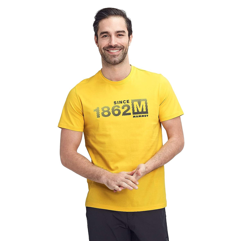 Hombre Mammut Seile Camiseta