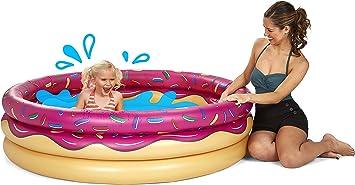 Amazon.com: BigMouth Inc. Piscina inflable para niños ...
