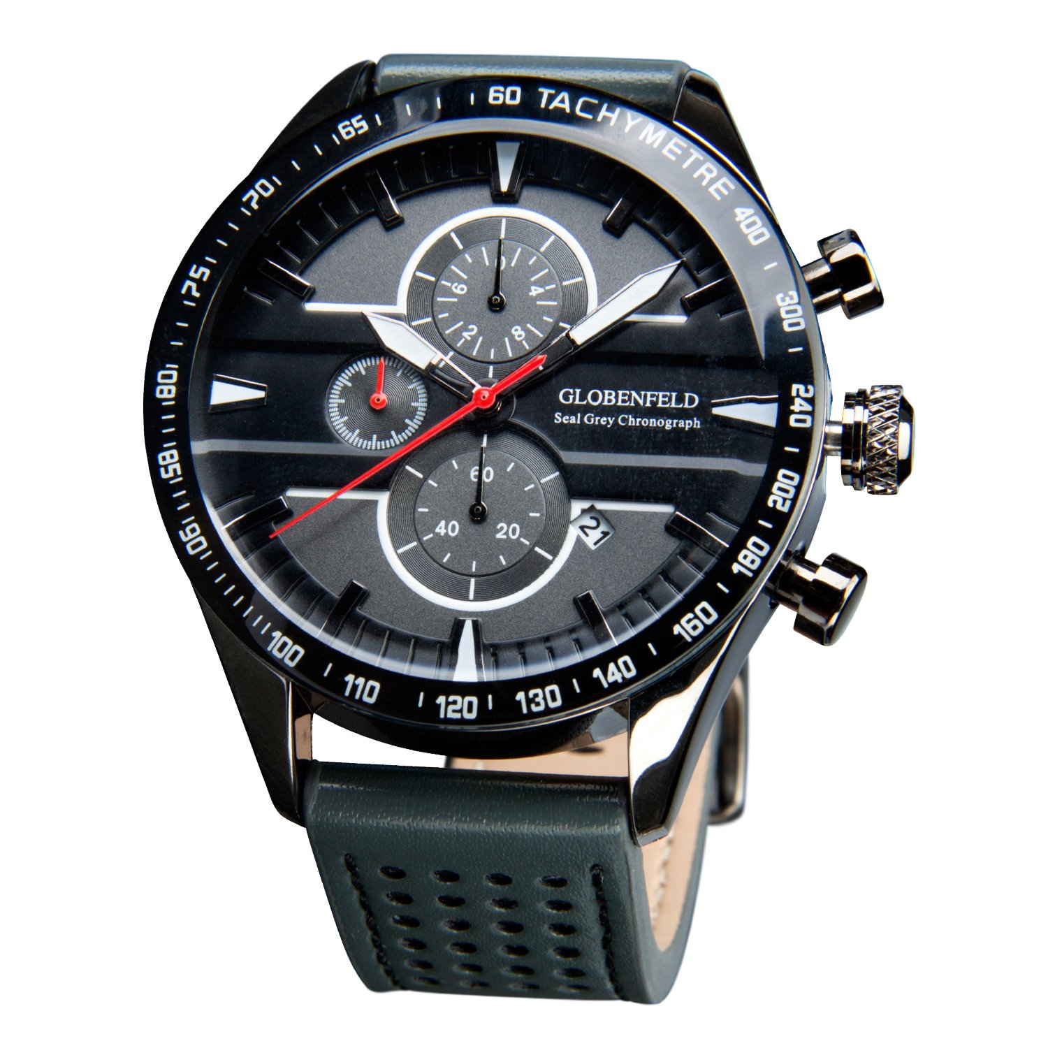 gunmetal curren manly watch shop gentlemensjoggers watches gunmetalgoldfront