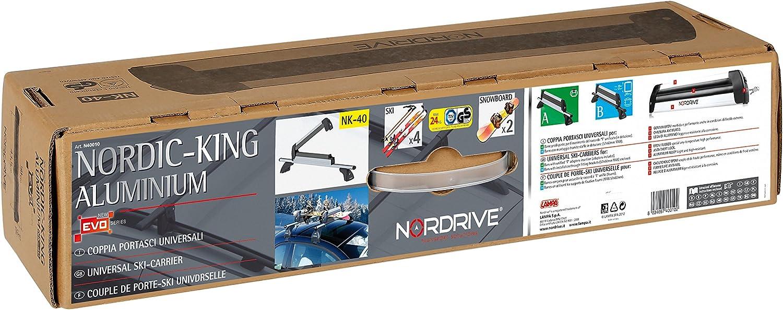 LAMPA N40010 Nordic King Portasci
