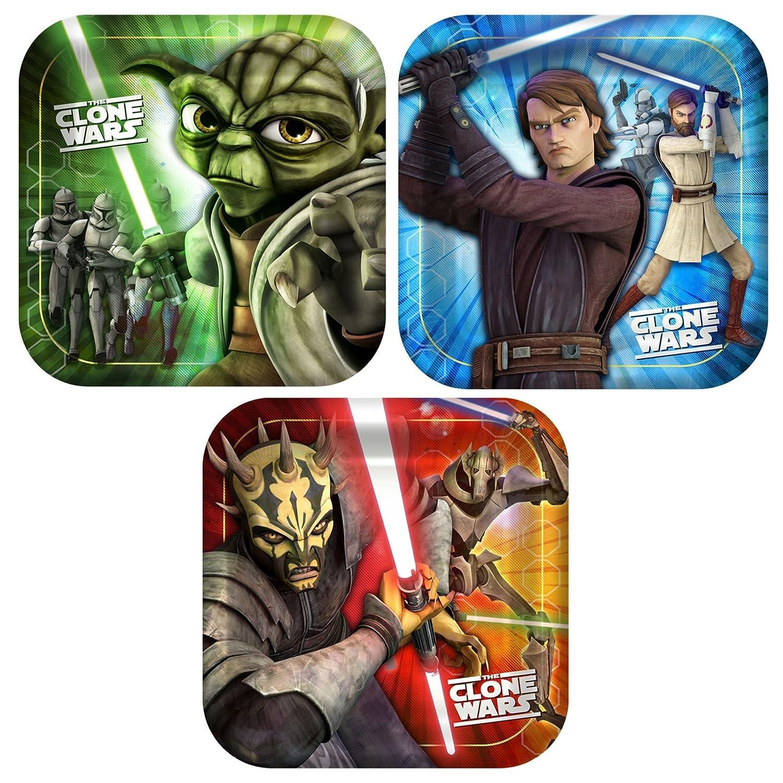 Sello de Star Wars: las guerras clon fuerzas opuestas ...