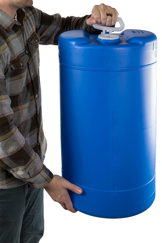 Amazoncom Legacy Premium Food Storage 15 Gallon Emergency Water