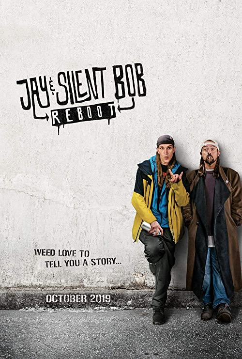 Lionbeen Jay and Silent Bob Reboot - Movie Poster - Cartel ...