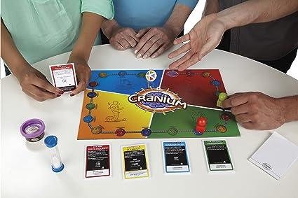 Hasbro Gaming - Cranium, Juego de Mesa (versión en inglés): Amazon.es: Juguetes y juegos