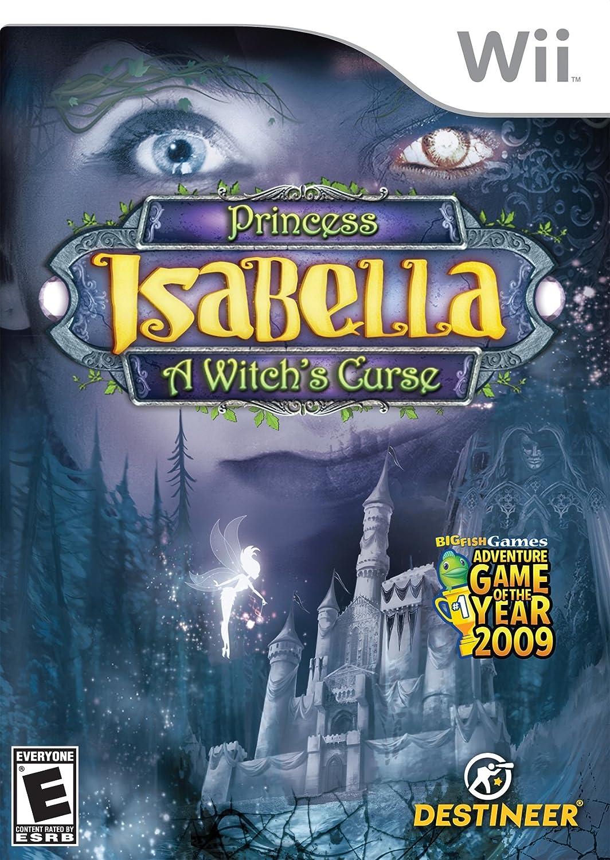 Amazon Com Princess Isabella A Witch S Curse Nintendo Wii Video Games