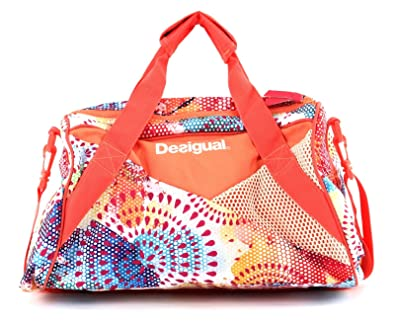 desigual bols big gym bag b damen shopper 51x24x28 cm bxhxt grau 2031. Black Bedroom Furniture Sets. Home Design Ideas