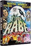 Der Rabe - Duell der Zauberer - uncut (Blu-Ray+DVD) auf 444 limitiertes Mediabook Cover A [Limited Collector's Edition]