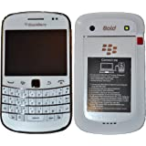 BlackBerry Bold 9900 RDV71UW 8GB (GSM Only, No CDMA) Factory Unlocked 3G Simfree Cell Phone (White) - International Version