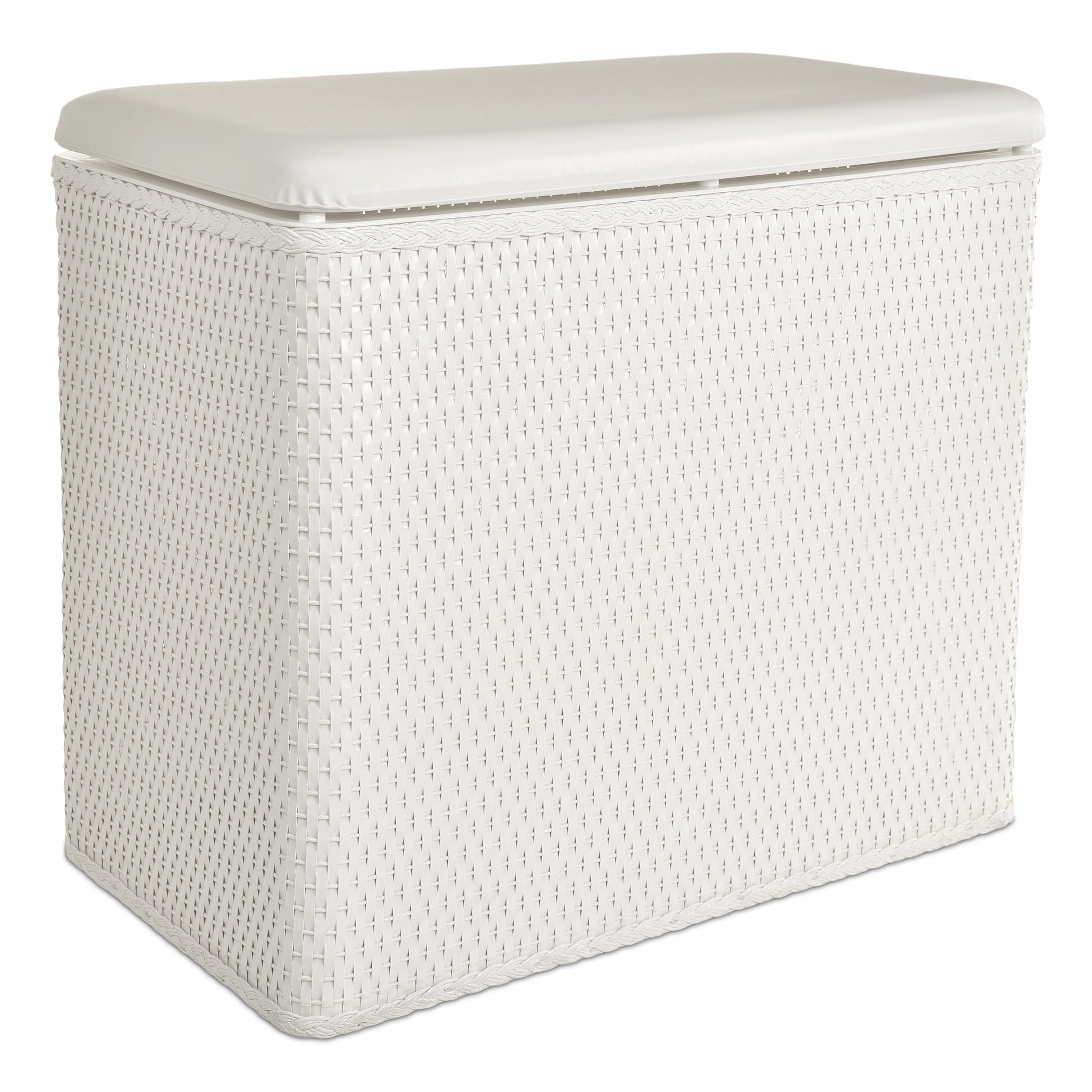 Lamont Home Carter Collection - Bench Hamper