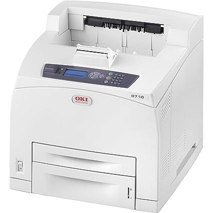 Oki Impresora Laser Negro B710Dn A4 40Ppm 1200X1200Dpi ...