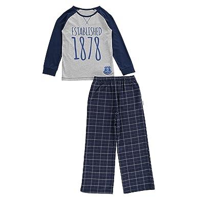 abedba53 Everton Childrens Pyjama Boys 12-13 Years: Amazon.co.uk: Clothing