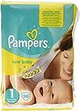 Pampers New Baby Newborn, Taglia 1 (2-5 kg) - 72 Pannolini