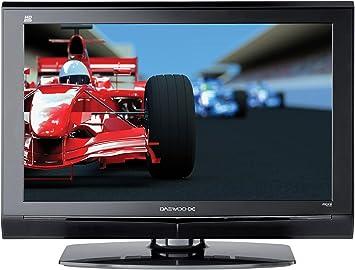 Daewoo DLT32G1 - Televisor LCD (HD, Analógico y Digital, Negro, 16:9, 1366 x 768, 5000:1): Amazon.es: Electrónica