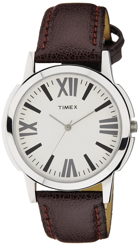 a03a7e45878 Timex Analog Silver Dial Men's Watch - TW002E101