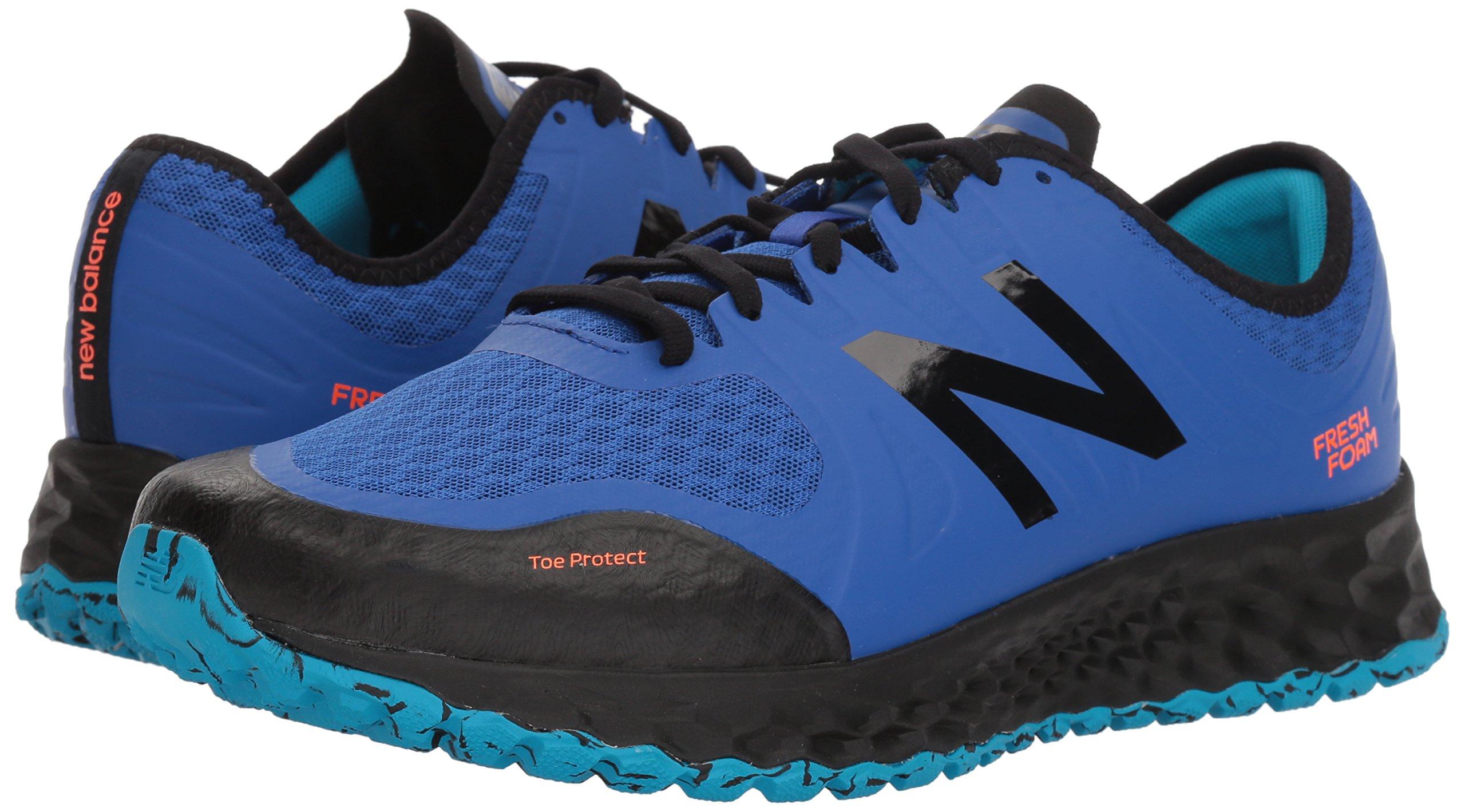 New Balance Men's Kaymin Trail v1 Fresh Foam Trail Running Shoe, Deep Pacific, 7 D US by New Balance (Image #5)