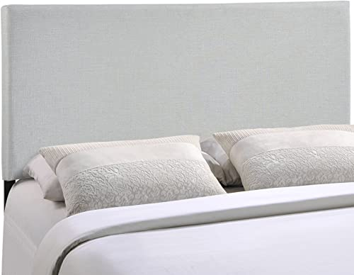 Modway Region Linen Fabric Upholstered Queen Headboard