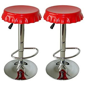 Finally Finished My Nuka Cola Barstools What Do You Guys