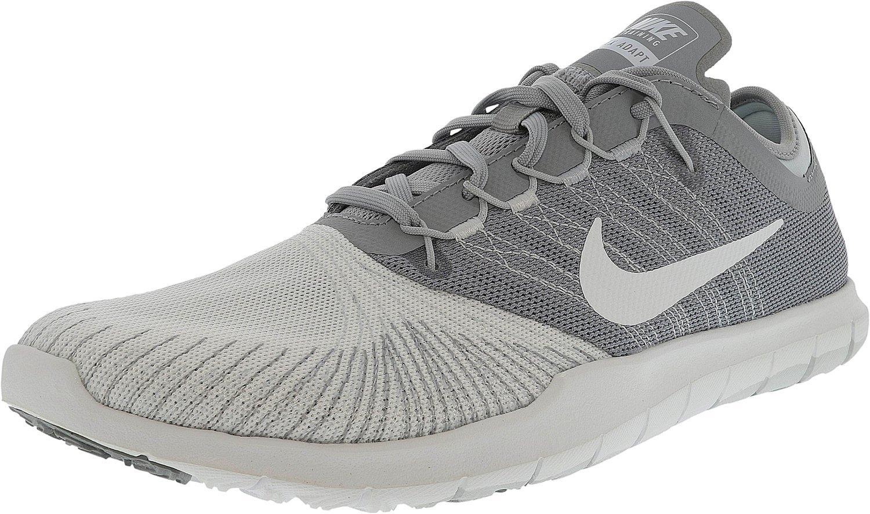 NIKE Women's Flex Adapt Tr Cross Trainer Shoes B014IC5DIE 8.5 B(M) US|Pure Platinum / Black / White - Volt