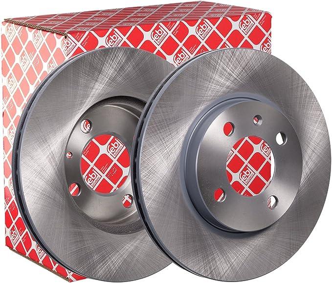 - set di 4 pastiglie disco febi bilstein 16046 pastiglie freno anteriore SEAT,