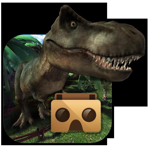 Rabbit Mountain Jurassic VR Cardboard product image