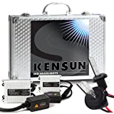 """55w Kensun HID Xenon Conversion Kit """"All Bulb Sizes and Colors"""" with Digital Ballasts - H7 - 6000k"""