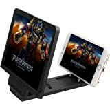 Mobile Phone Screen Magnifier Foldable Glass Screen HD Amplifier 3D Movie Video
