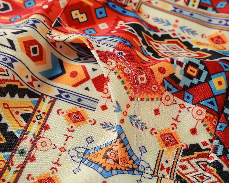 URVIP Unisex Novelty Hoodies 3D Digital Print Sweatshirt Pockets Pullover