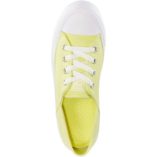 33e5a0c2f11d Converse Women s CTAS Coral Ox Lace-up Sneakers Gelb (Lemon Haze Lemon Haze White)  5 UK  Buy Online at Low Prices in India - Amazon.in
