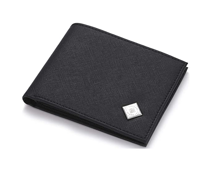 77b078a9e6751 Gallery Seven Mens Wallet, RFID Slim bifold Wallet Front Pocket For Men, In  A Gift Box