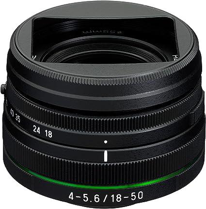 Hd Pentax Da 18 50mm F4 5 6 Dc Wr Re Kamera