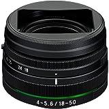 Pentax DA 18–50mm f4–5.6DC WR HD Reレンズ