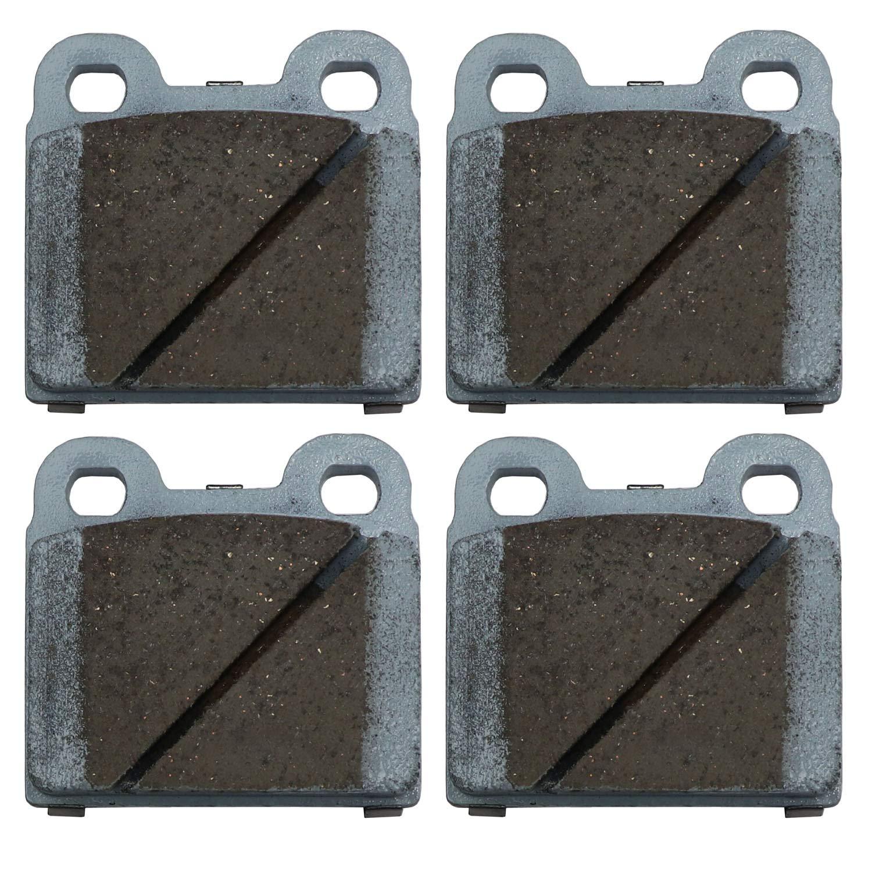 Beck Arnley 085-0654 Premium ASM Brake Pad