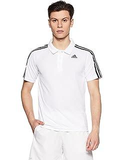adidas Design2move 3s Polo Camiseta de Manga Corta, Hombre: Amazon ...