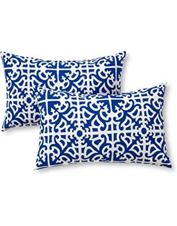 Awesome Amazon Com Decorative Pillows Patio Lawn Garden Pabps2019 Chair Design Images Pabps2019Com