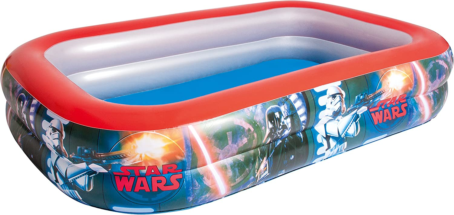Bestway 91207 - Piscina Hinchable Infantil Star Wars 262x175x51 cm ...