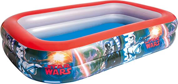 Bestway 91207 - Piscina Hinchable Infantil Star Wars 262x175x51 cm: Amazon.es: Jardín