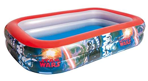 Piscina Hinchable Infantil Bestway Star Wars: Amazon.es: Jardín