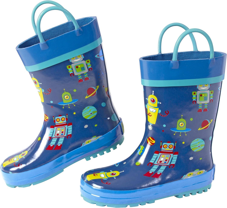 - Construction 13 Stephen Joseph Kids Rain Boot US Kids