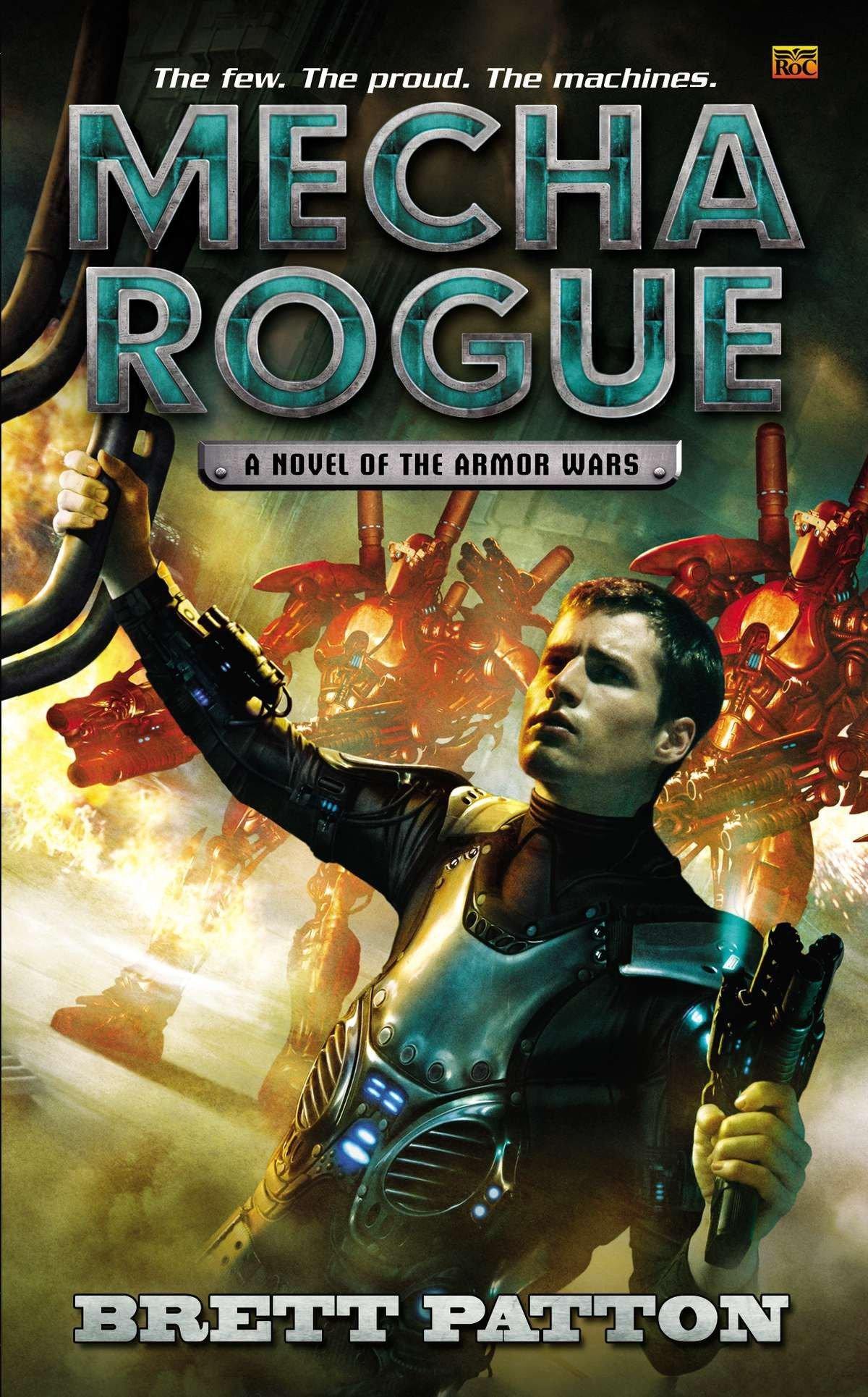 Mecha Rogue: A Novel of the Armor Wars pdf