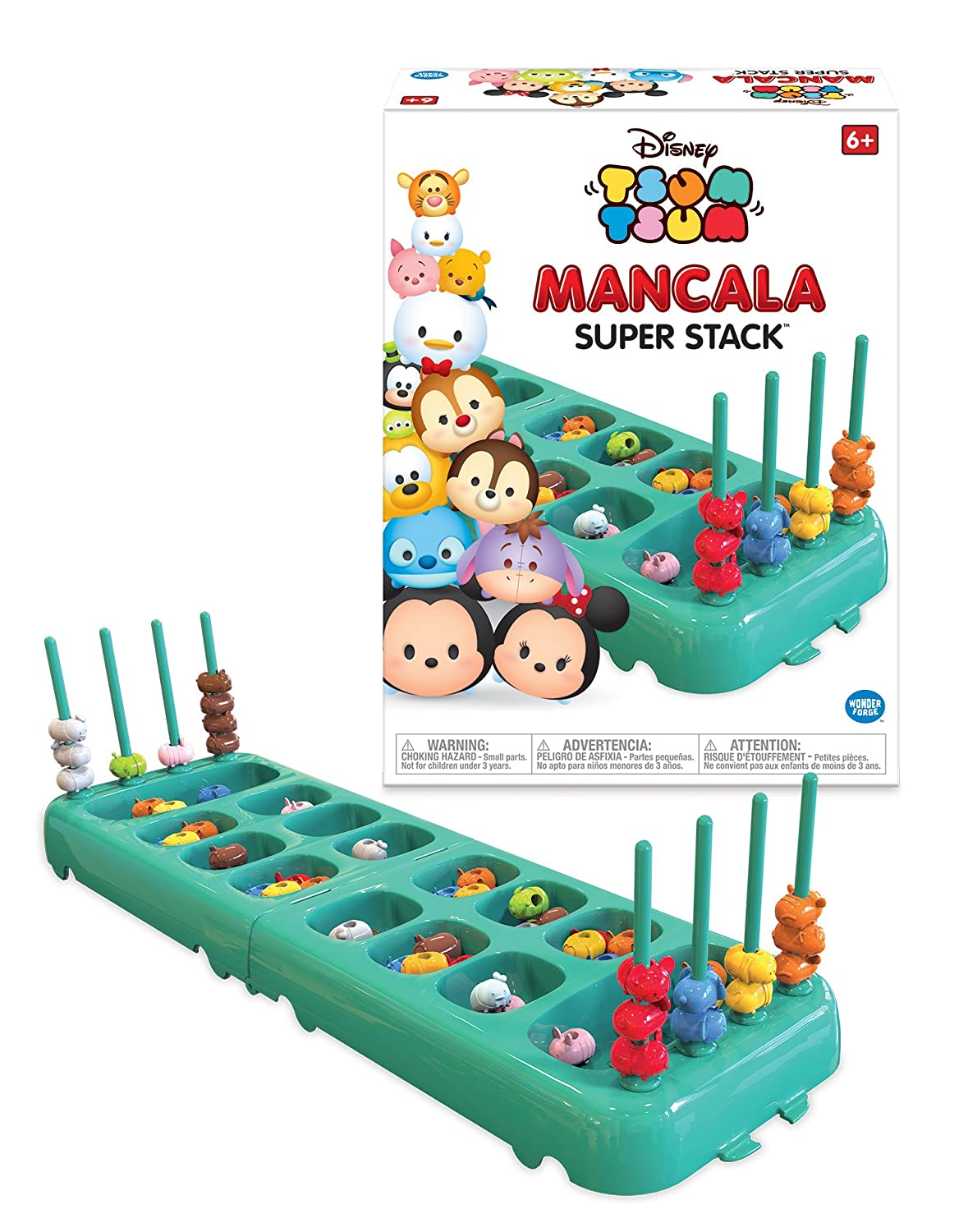 Amazon Disney Tsum Mancala Board Game Toys Games