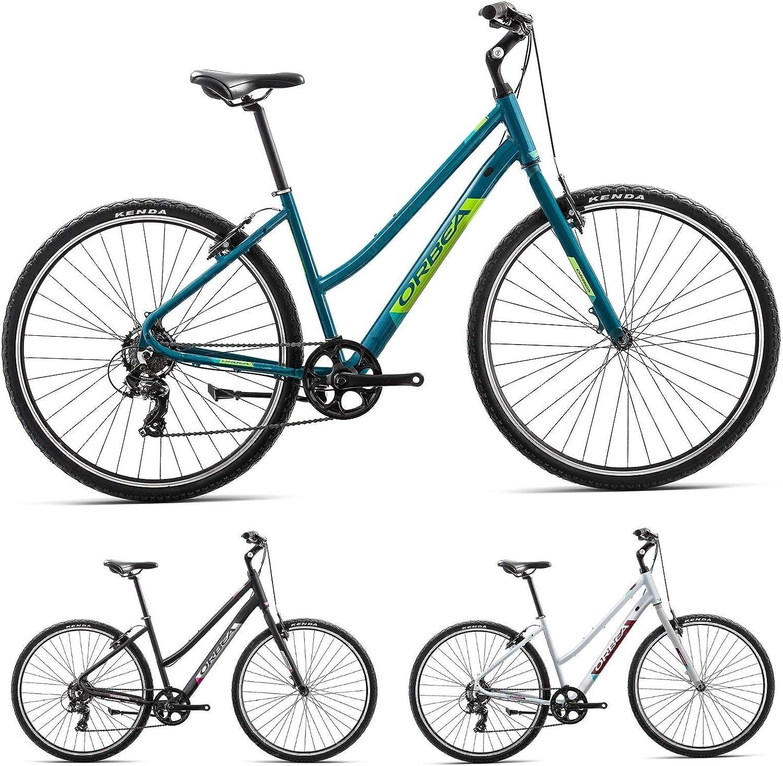 Orbea Comfort Bicicleta de trekking 42 7 marchas, 28 pulgadas Cilindro de hombre mujer unisex Tiempo Libre Bike, I405, color gris, tamaño medium: Amazon.es: Deportes y aire libre